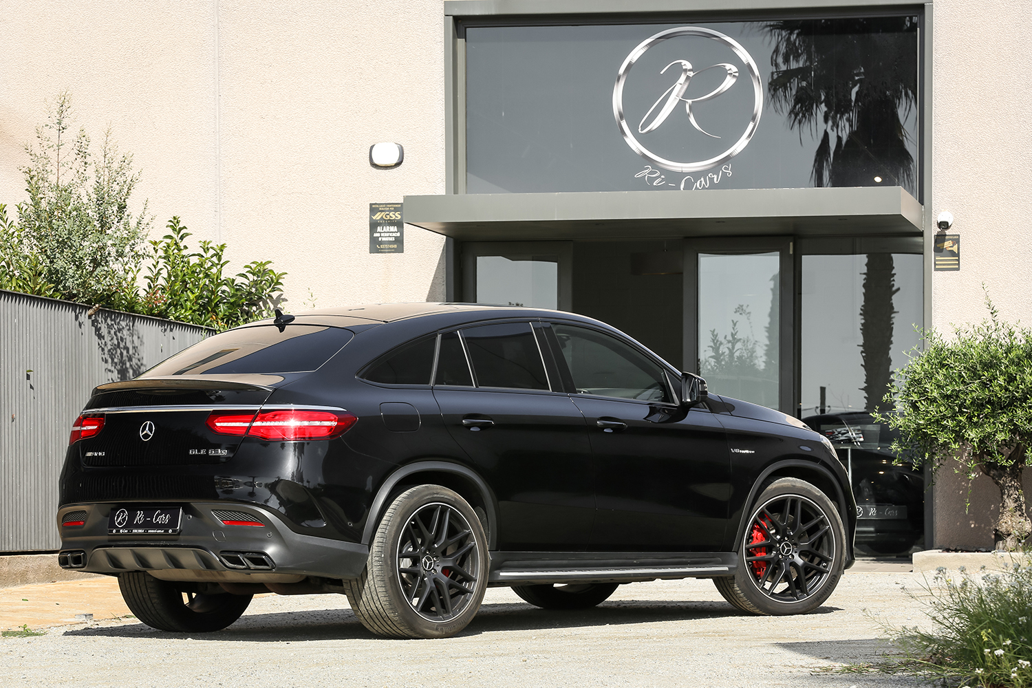 Mercedes - Benz GLE 63 AMG S