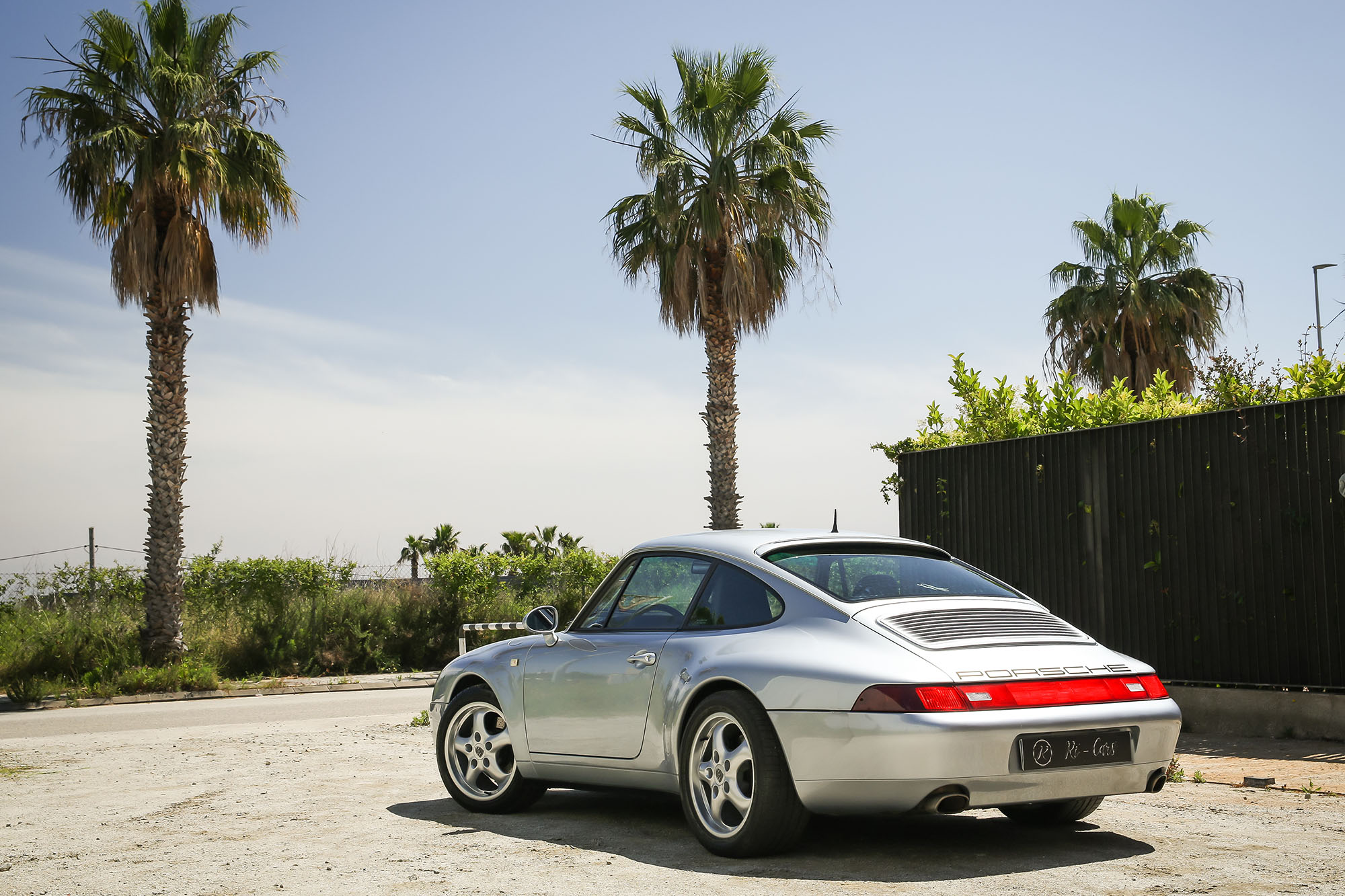Porsche 911 993 Carrera Coupé