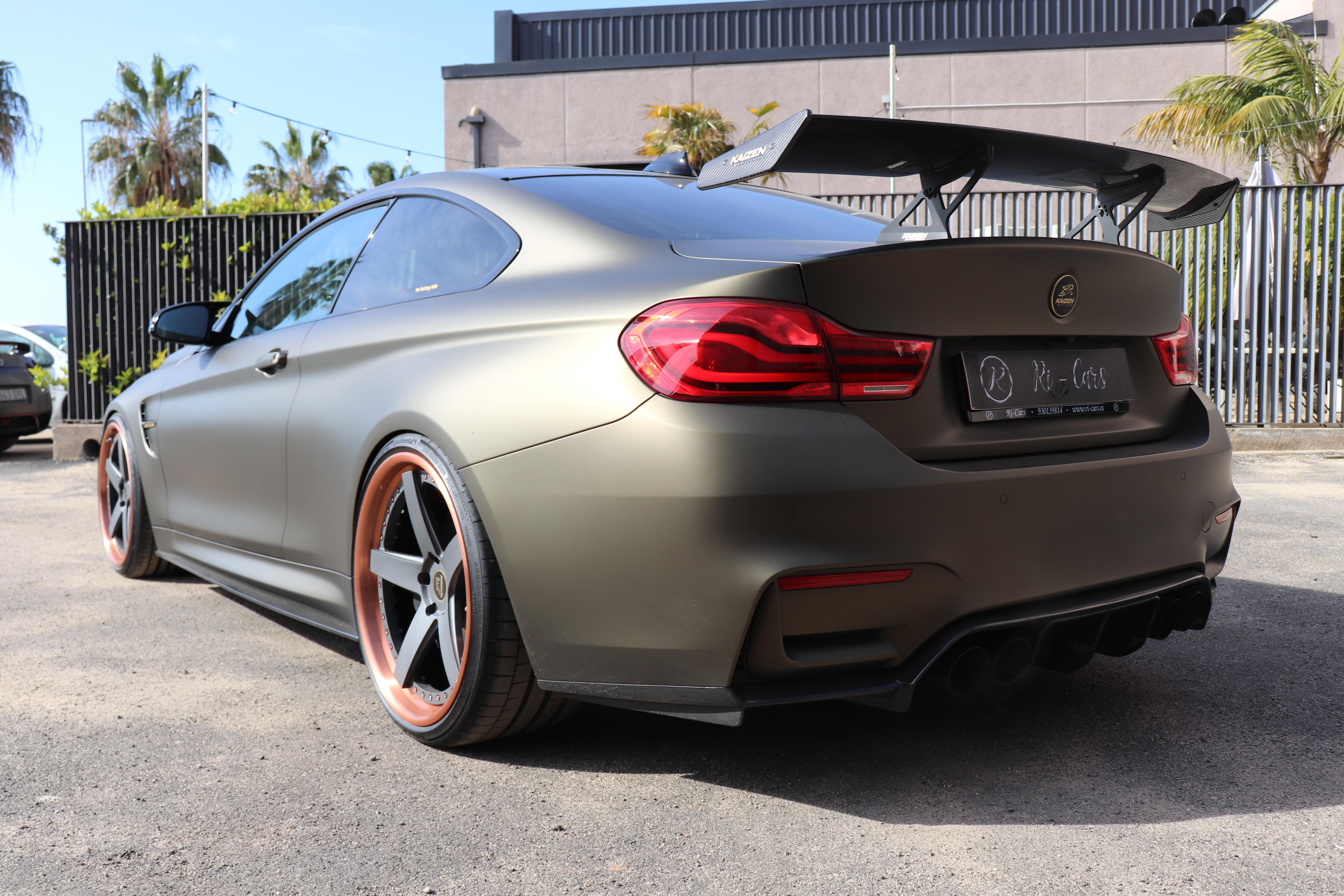 BMW M4 Competition KAIZEN